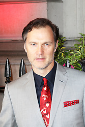 © Licensed to London News Pictures. 08/10/2013, UK. David Morrissey, BFI Gala charity dinner, 8 Northumberland Avenue, London UK, 08 October 2013. Photo credit : Richard Goldschmidt/Piqtured/LNP
