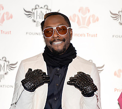 WILL.I.AM at the Science Museum today where he was launching the science and technology initiative in partnership with The Prince's Trust, London, UK  March 11, 2013. Photo by Gavin Rodgers / i-Images.