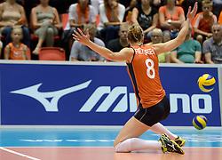 08-08-2014 NED: FIVB Grand Prix Nederland - Puerto Rico, Doetinchem<br /> Judith Pietersen