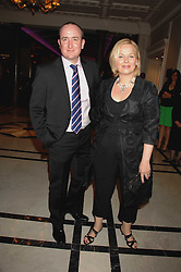 DAISY MCANDREW and her husband JOHN MCANDREW at a party to celebrate the 180th Anniversary of The Spectator magazine, held at the Hyatt Regency London - The Churchill, 30 Portman Square, London on 7th May 2008.<br /><br />NON EXCLUSIVE - WORLD RIGHTS