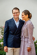 SOLLIDEN OLAND - Crown Princess Victoria, Prince Daniel, Crown Princess Victoria's 41st birthday, Oland, Sweden - 14 Jul 2018 ROBIN UTRECHT