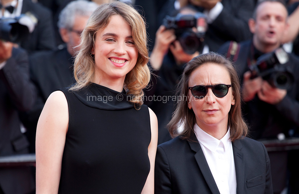Adele Haenel, and Celine Sciamma, at the closing ceremony and The Specials film gala screening at the 72nd Cannes Film Festival Saturday 25th May 2019, Cannes, France. Photo credit: Doreen Kennedy