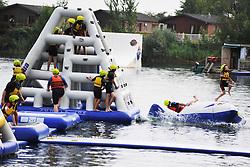 AQUAPARK,  Tattershall Lakes Country Park, Lincolnshire Sunday 9th July 2017