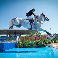 Jumping - Team Round 1 - Rio 2016 Olympic Games
