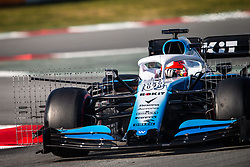 February 21, 2019 - Barcelona, Spain - 88 KUBICA Robert (pol), Williams Racing F1 FW42, action during Formula 1 winter tests from February 18 to 21, 2019 at Barcelona, Spain - Photo  Motorsports: FIA Formula One World Championship 2019, Test in Barcelona, (Credit Image: © Hoch Zwei via ZUMA Wire)