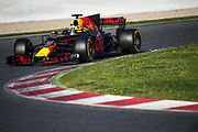 March 7-10, 2017: Circuit de Catalunya. Daniel Ricciardo (AUS), Red Bull Racing, RB13