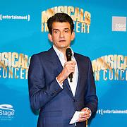 NLD/Amsterdam/20151006 - Presentatie Musicals in Concert 2015, Maurice Wijnen