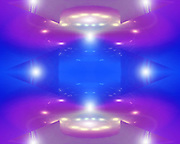 Light Portal To Sirius #22 ~ © Laurel Smith