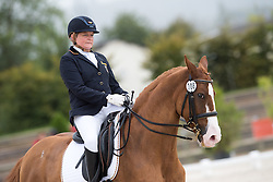 Brenner Hannelore, (GER), Women Of The World<br /> Grade III Team Test<br /> Para-Dressage FEI European Championships Deauville 2015<br /> © Hippo Foto - Jon Stroud<br /> 18/09/15
