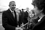 President Barack Obama Visting Wilkes-Barre/Scranton to discuss the economy.
