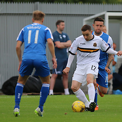 Dumbarton v Queen of the South | Scottish Championship | 22 AUgust 2015
