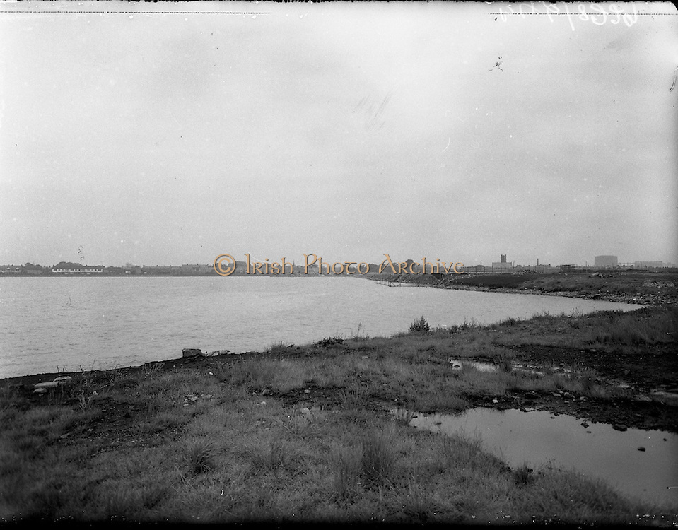 22/05/1959<br /> 05/22/1959<br /> 22 May 1959<br /> Land reclamation project at Sandymount Strand, Dublin