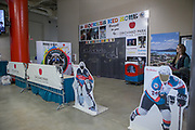 KELOWNA, CANADA - MARCH 17:  Promotions at the Kelowna Rockets game on March 17, 2018 at Prospera Place in Kelowna, British Columbia, Canada.  (Photo By Cindy Rogers/Nyasa Photography,  *** Local Caption ***