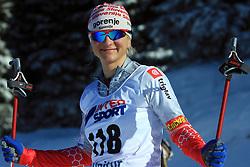 Slovenian cross-country skier Maja Benedicic at 10th OPA - Continental Cup 2008-2009, on January 17, 2009, in Rogla, Slovenia.  (Photo by Vid Ponikvar / Sportida)