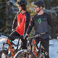 Scott @ Evolution Bike Park