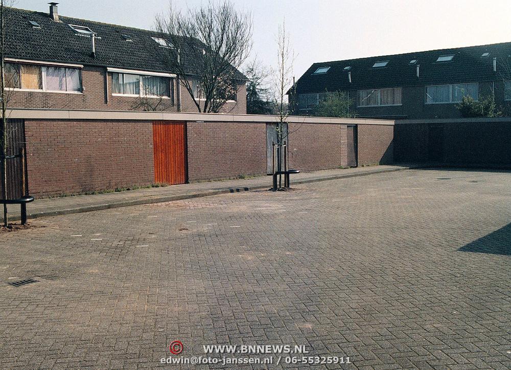 Kombuis Huizen, een van de plekken waar zwefvuil naar toe waait