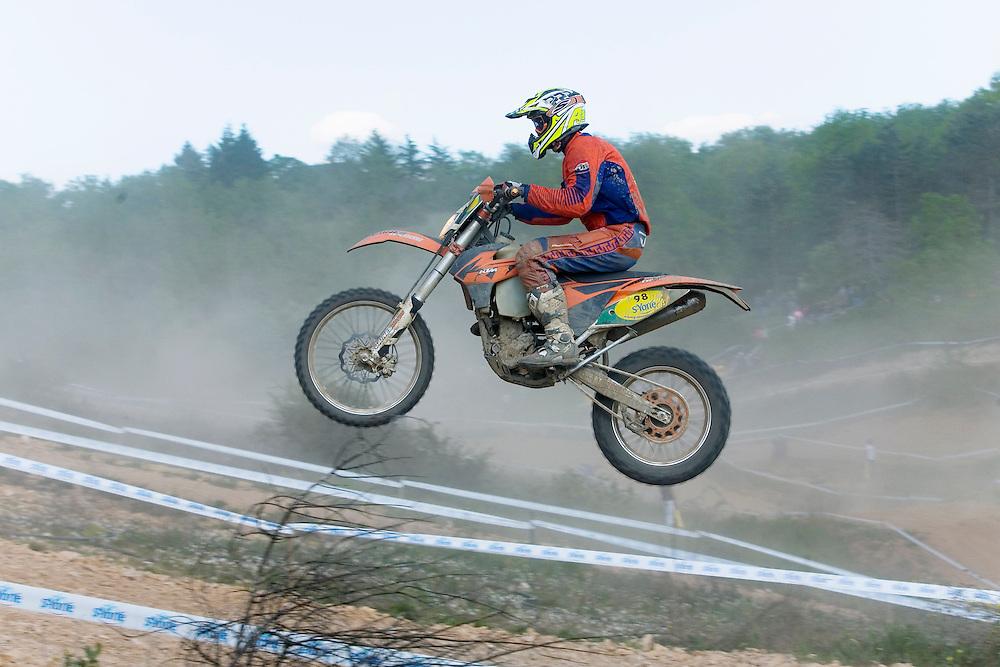 Circuit de Montignac - Les Farges, le samedi 19 avril 2014 - Didier EGRETEAUD