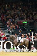 Charlotte Dujardin - Valgero<br /> Olympia Horse Show 2016<br /> &copy; DigiShots
