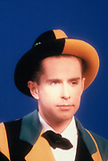 Holly Johnson of Frankie Goes To Hollywood, 1980's