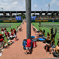 NCAA Men's Tennis: USC v Baylor