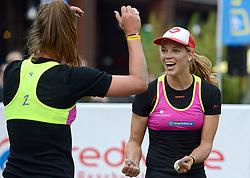 20150621 NED: Wildcard WK Beachvolleybal, Amstelveen<br /> In Amstelveen werd er voor de laatste ticket voor het WK gestreden / Laura Bloem