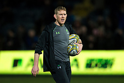 Worcester Warriors Backs Coach Sam Vesty - Mandatory by-line: Robbie Stephenson/JMP - 22/12/2017 - RUGBY - Sixways Stadium - Worcester, England - Worcester Warriors v London Irish - Aviva Premiership