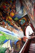 Efren Gonzalez Mural, Chapala, Lake Chapala, Jalisco, Mexico