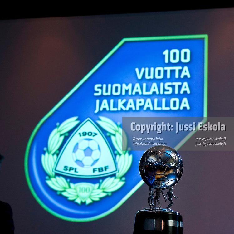 Captain's Ball. Helsinki 17.11.2007. Photo: Jussi Eskola