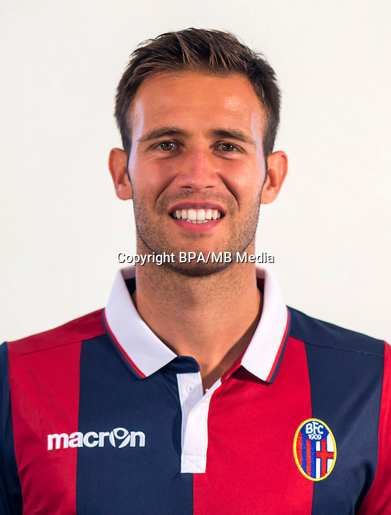 Italian League Serie A -2016-2017 / <br /> ( Bologna Fc 1909 ) - <br /> Robert Acquafresca