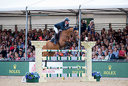 Williams Guy, GBR, Rouge de Ravel<br /> Rolex Grand Prix Jumping<br /> Royal Windsor Horse Show<br /> © Hippo Foto - Jon Stroud