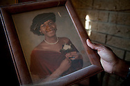 Lashawna Etheridge-Bey, a 39-year-old resident of Washington, DC, spent half of her life in prison for a double murder. She was paroled in December 2011. While visiting her mother's house, she finds a photograph of her self from before her incarceration. &quot;I was one of the worst people you would probably ever meet,&quot; says Lashawna of her life when she was nineteen.<br />