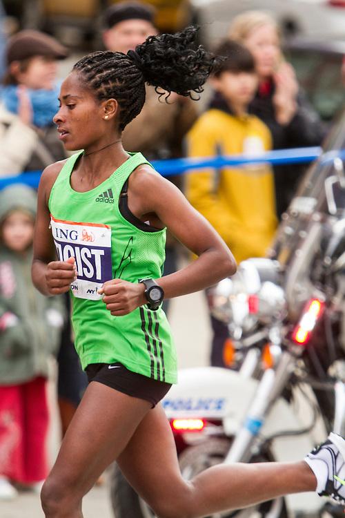 ING New York City Marathon: Tigist Tufa, Ethiopia