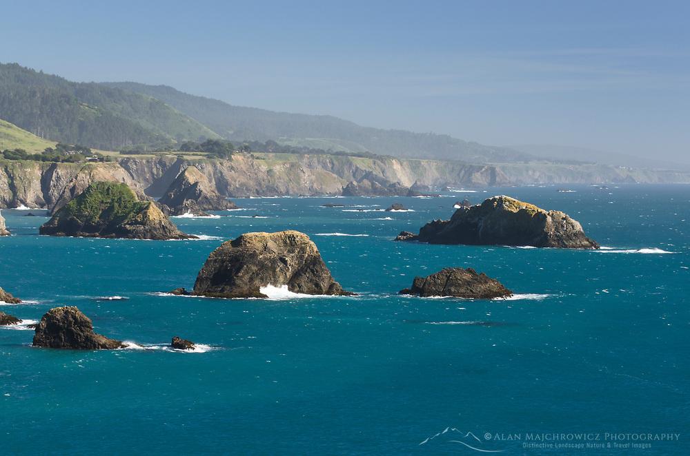 Mendocino Coast California