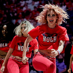 Oct 19, 2018; New Orleans, LA, USA; New Orleans Pelicans dance team performs during the second quarter against the Sacramento Kings at the Smoothie King Center. Mandatory Credit: Derick E. Hingle-USA TODAY Sports