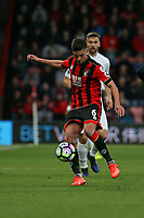 Football - 2016 / 2017 Premier League - AFC Bournemouth vs. Swansea City<br /> <br /> Bournemouth's Andrew Surman in action at the Vitality Stadium (Dean Court) Bournemouth<br /> <br /> COLORSPORT/SHAUN BOGGUST