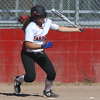 Piedmont Hills vs Westmont in a BVAL Softball Game at Westmont High School, Campbell CA on 4/20/18. <br /> (William Gerth Photography/www.williamgerth.com)