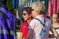 Theodorescu Monica, WInter-Schulze Madeleine, GER<br /> European Championship Dressage<br /> Rotterdam 2019<br /> © Hippo Foto - Dirk Caremans