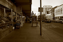 UK ENGLAND LONDON 23NOV11 - Street scene  on the busy Edgware Road, central London.....jre/Photo by Jiri Rezac....© Jiri Rezac 2011