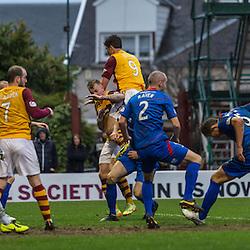 Motherwell v Inverness   Scottish Premiership   7 May 2014
