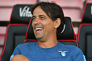 Lazio Head Coach Simone Inzaghi*** during the Pre-Season Friendly match between Bournemouth and SS Lazio at the Vitality Stadium, Bournemouth, England on 2 August 2019.