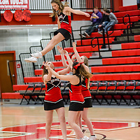 01-09-18 Eureka Springs SR Cheerleaders - Alpena