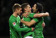 Fussball Bundesliga 2011/12: SV Werder Bremen - VFL Wolfsburg