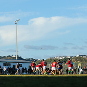 Swindale Shield  Premiers Rugby union match between Tawa v Marist St Patricks at Evans Bay, Wellington, New Zealand  on 7 May 2016.   Final score 31-20  to MSP.