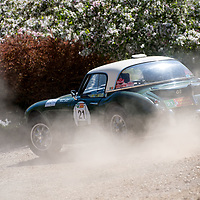 Car 21 Stephen Lord/ Kim Porter