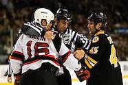 New Jersey Devils vs. Boston Bruins 1-29-09