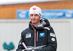 05.01.2018, Paul Außerleitner Schanze, Bischofshofen, AUT, FIS Weltcup Ski Sprung, Vierschanzentournee, Bischofshofen, Finale, im Bild Cheftrainer Heinz Kuttin (AUT) // Headcoach Heinz Kuttin of Austria before his Qualification Jump for the Four Hills Tournament of FIS Ski Jumping World Cup at the Paul Außerleitner Schanze in Bischofshofen, Austria on 2018/01/05. EXPA Pictures © 2018, PhotoCredit: EXPA/ JFK