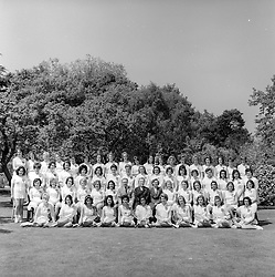 PADDOCK WOOD GROUPS 1962