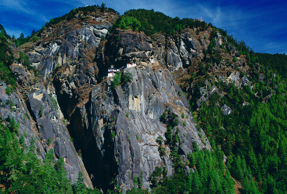 Tak Tsang Tiger's Nest Buddhist Monastery, Bhutan