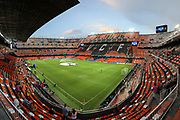 Genaral view of Mestalla Stadium ahead of the UEFA Champions League, Group H football match between Valencia CF and Juventus FC on September 19, 2018 at Mestalla stadium in Valencia, Spain - Photo Manuel Blondeau / AOP Press / ProSportsImages / DPPI