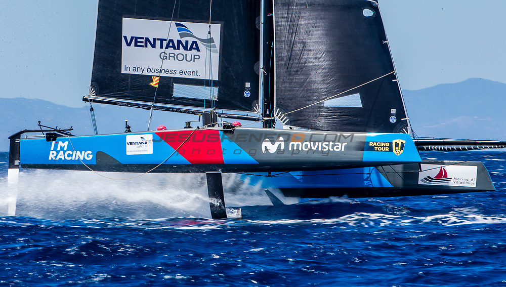 GC32 Racing Tour , second event of the year, GC32 VILLASIMIUS CUP, Sardinia, Italy June 27th till July 1st 2017